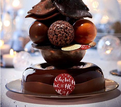 Partagez les pâtisseries de fêtes Maison Caffet avec vos proches !
