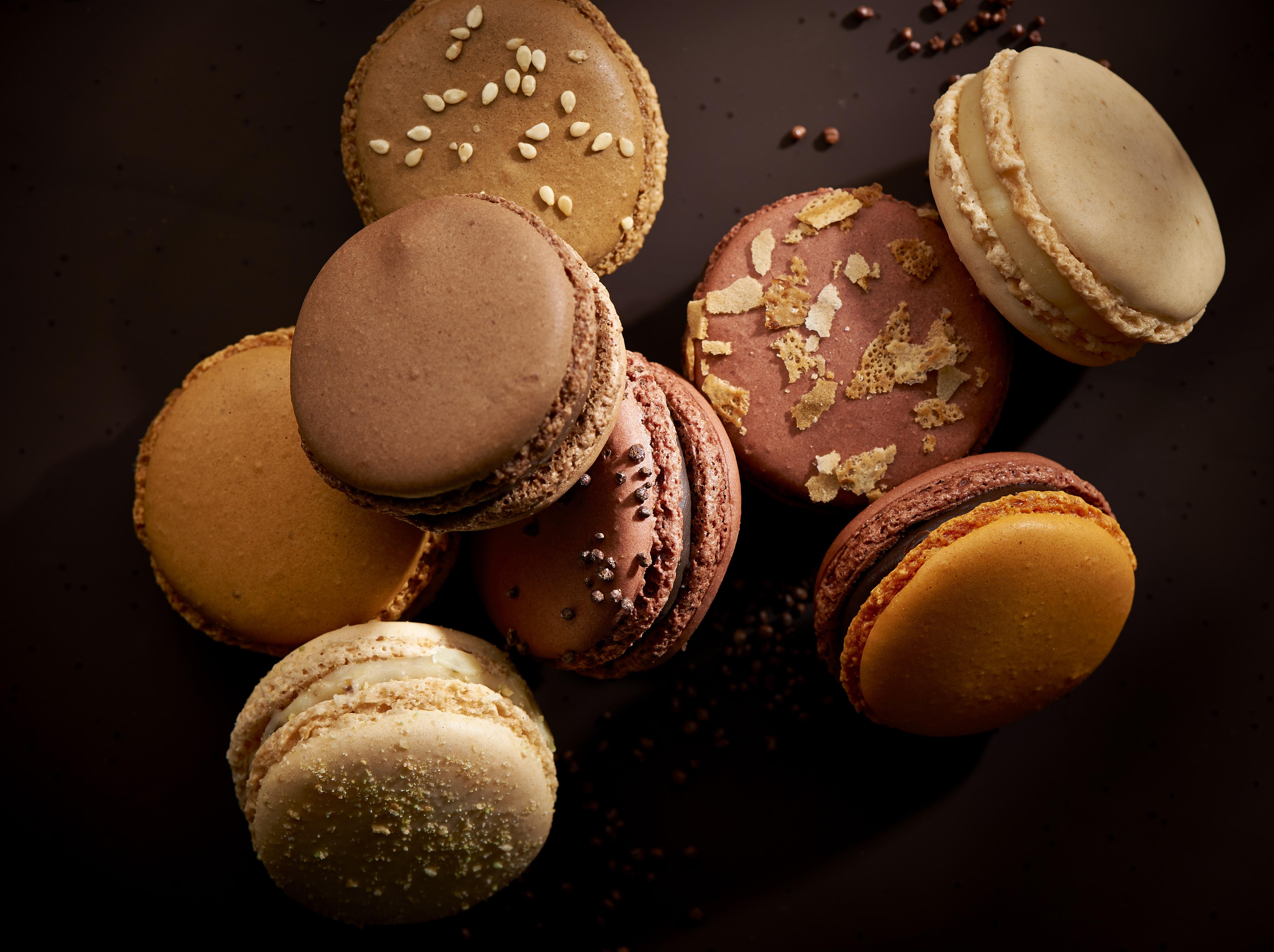 Les macarons Maison Caffet, du bonheur, du bonheur et encore du bonheur !