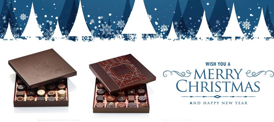 Pour les fêtes pensez aux petits cadeaux à croquer avec la Maison Caffet !