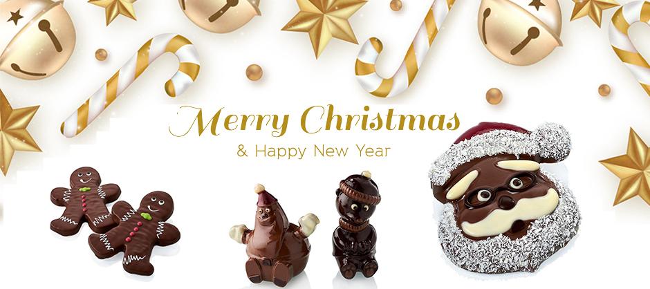 Patientez jusqu'aux fêtes en dégustant de délicieuses confiseries de Noël Maison Caffet