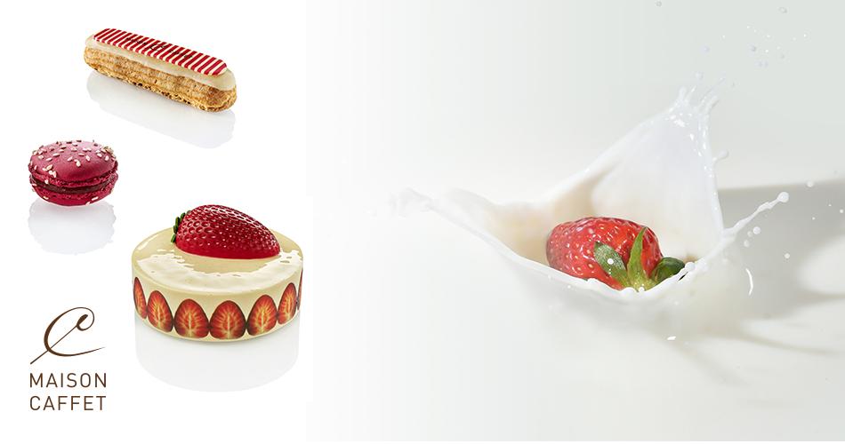 La fraise dans tous ses états à la Maison Caffet !