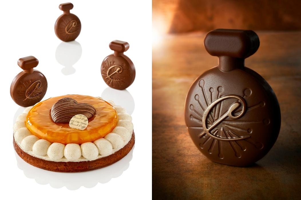 Maison Caffet | Fête des Mères Tarte Cœur Tropical et Flacon d'Exception
