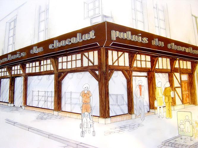 Palais du chocolat