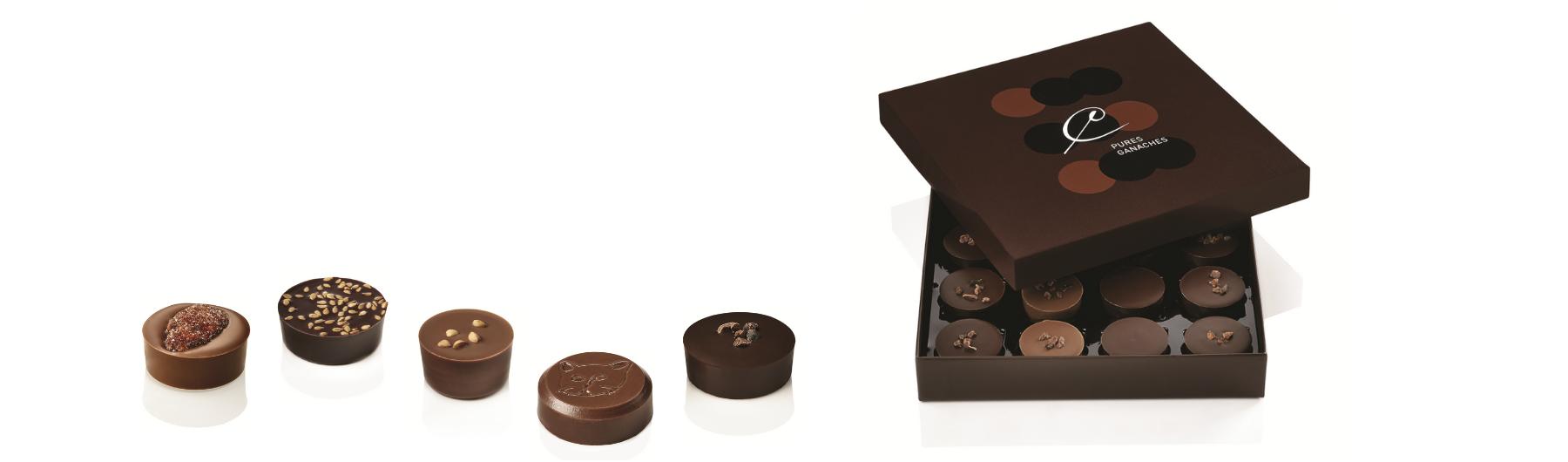 Maison Caffet - de délicieux chocolats